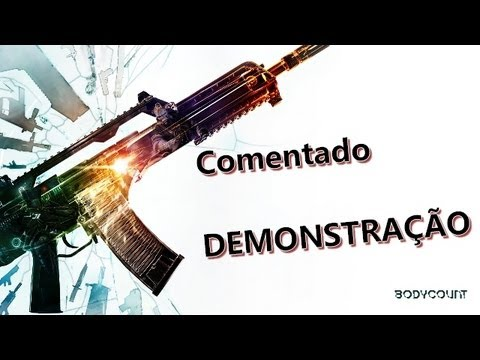 Bodycount Demo XBOX 360 (comentado)