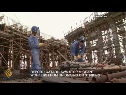 Inside Story - The plight of Qatar's migrant workers