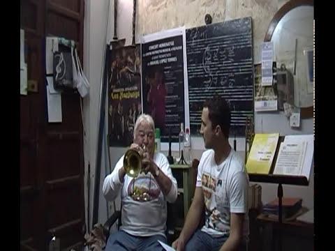 Forma y estudio de la trompeta Manuel Lopez Torres1.wmv