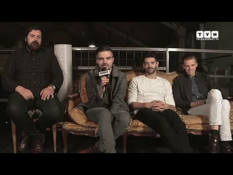 The Boxer Rebellion - Our sound between cinema, live gigs and new projects