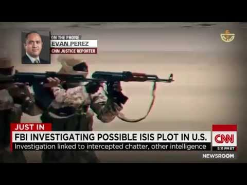 FBI Investigating (Yet Another) Possible ISLAMIC STATE Threat In U.S.