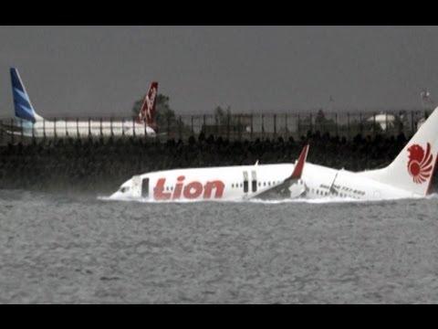 Tragedi pesawat Lion Air jatuh di Bali - Intens 15 April 2013