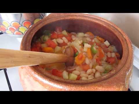 """Как вкусно и без мяса приготовить фасоль. Фасоль """"Пиляки"""" от турецкой свекрови.Фасоль с овощами."""