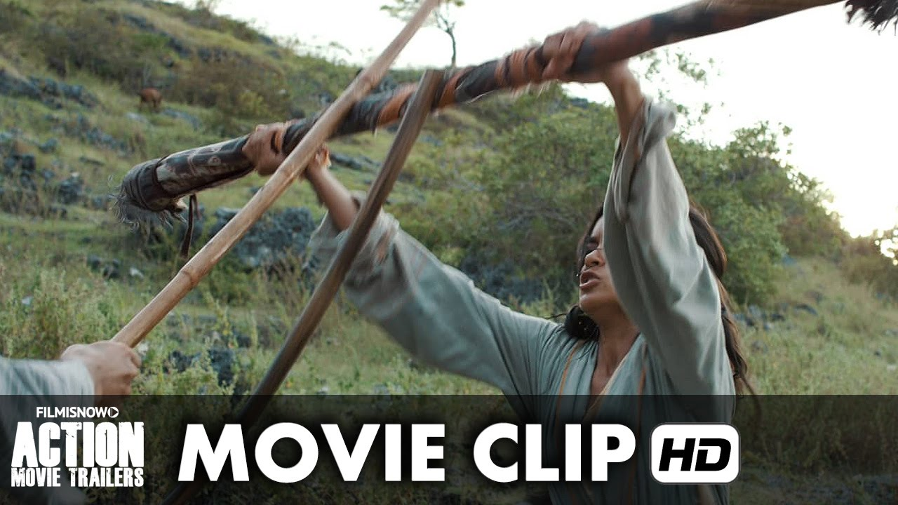 "THE GOLDEN CANE WARRIOR Clip ""Fight Scene"" [HD]"