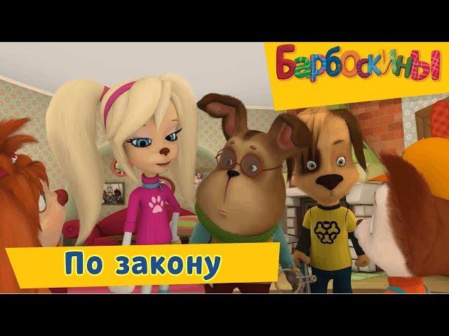 По закону ⚡️ Барбоскины ⚡️ Сборник мультфильмов 2019