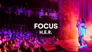H E R 34 Focus 34 Live At Sydney Opera House