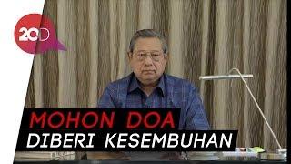 SBY Ungkap Ibu Ani Idap Kanker Darah