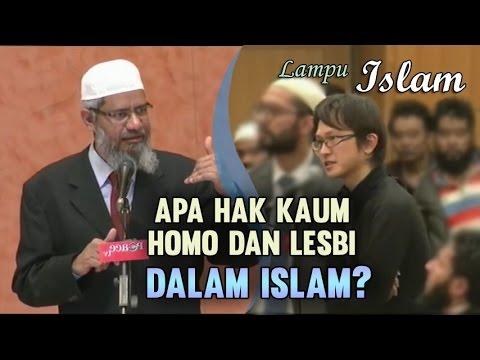 Apa Hak Kaum Homo Dan Lesbi Dalam Islam? | Dr. Zakir Naik
