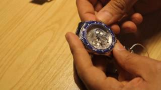 Time100 W70076G.03A W700 - Watch for man