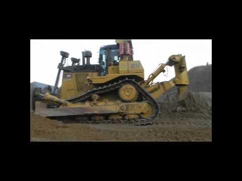 Bulldozer Cat D9 T