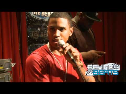 trey songz ready album. Trey Songz Album Release quot;READYquot; Exclusive Behind the Scenes with 100.3 the