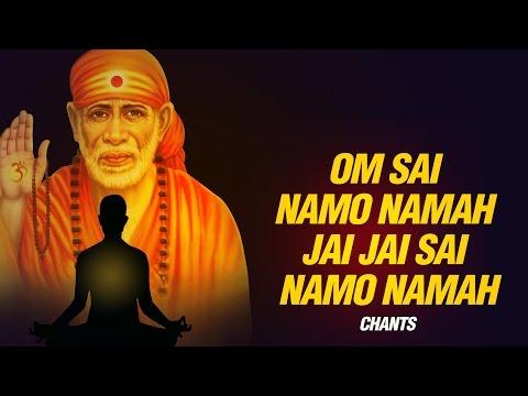 Om Sai Namo Namah Jai Jai Sai Namo Namah - Sai Mantra By Suresh...
