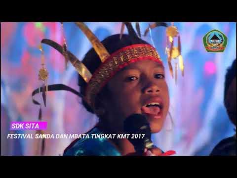 SDK SITA PADA FESTIVAL SANDA DAN MBATA KMT 2017