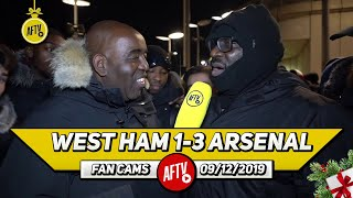 West Ham 1-3 Arsenal | Freddie Made Brave Changes & It Paid Off!! (Kenny Ken)