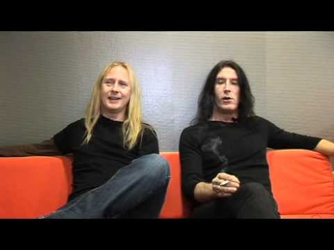 Interview Alice In Chains - Jerry Cantrell and Sean Kinney (part 1)