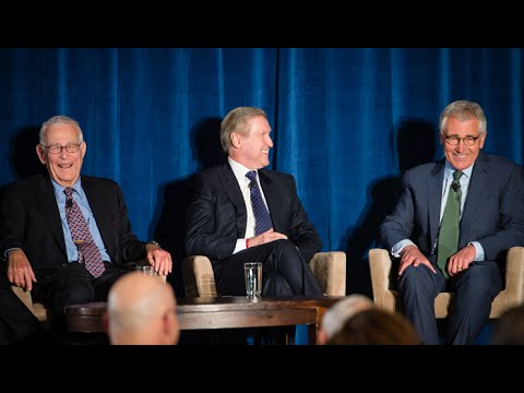 Leaders Speak: Defense Secretaries ft. Harold Brown, William Perry, William S. Cohen & Chuck Hagel