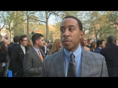 Fast and Furious 6 premiere: Ludacris talks pranks on set and Rita Ora