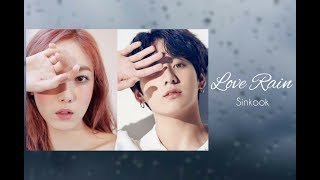 [FMV] SinKook - Love Rain ( Yuju ft Suran )