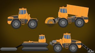 Transformer | Clean Up Truck | Water Waste Manager | Sand Refining Truck | Video For Kids