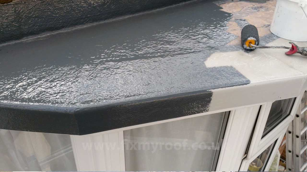 How To Fibreglass A Roof How To Fibreglass A Bay Roof
