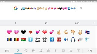 how to enable emoji keyboard on android. | How to remove auto replace keyboard