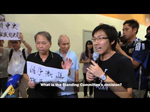 People & Power - Hong Kong: Occupy Central (Part 2)