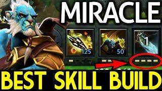 Miracle- Dota 2 [Phantom Lancer] Best Skill Build Lvl.7 +30 Agi