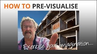 How To Pre-Visualise Photos PT.1 - Mike Browne
