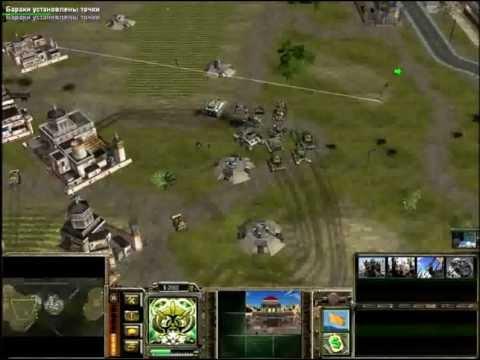 Generals Project Raptor 9.0 (Генералы) - Дуэль сиамских близнецов (Easy и YSTALKER)