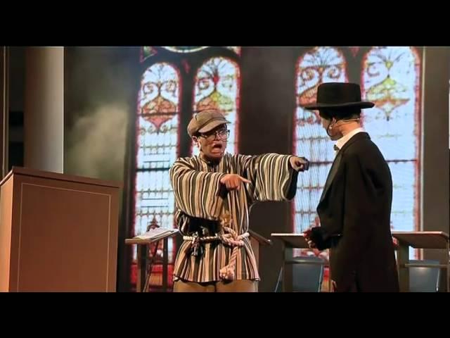 שירים ונפלאות בבית הכנסת 2011 חלק ג'