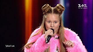 """Лиза Андрейко – """"Toy"""" – выбор вслепую – Голос. Дети 5 сезон"""