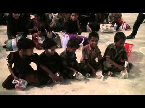 Rohingya Fleeing Burma Arrive in Thailand