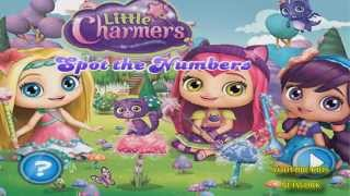 Little Charmers Best Games for Kids Full Game Spot Numbers