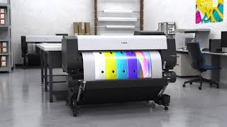 Introducing the new imagePROGRAF TX -Series
