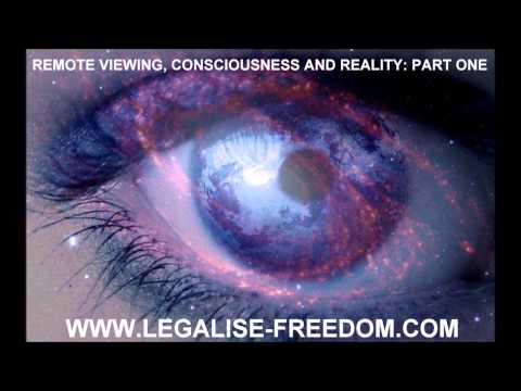 Courtney Brown - Remote Viewing, Consciousness and Reality: Part One