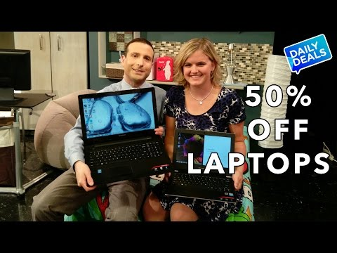 50% Off Lenovo Laptop Deals  - The Deal Guy