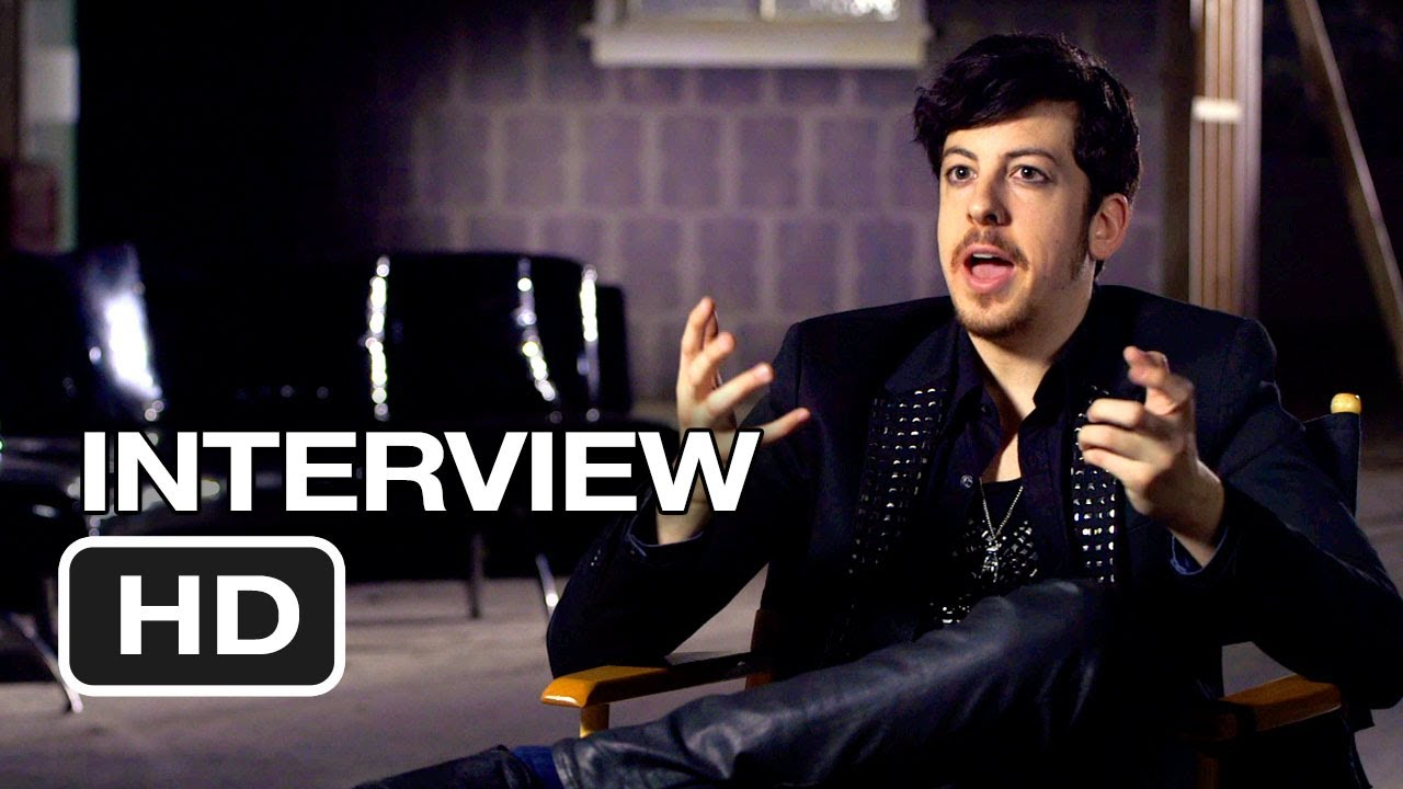 Kick-Ass 2 Interview - Christopher Mintz-Plasse (2013 ...