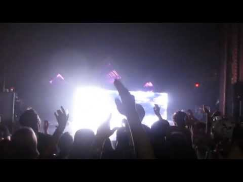 Zeds Dead - Adrenaline/Crank Live @ The Wilma in Missoula, MT 10/28/13 [HD]
