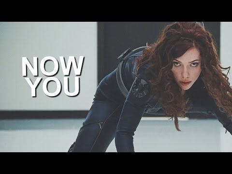 natasha romanoff | now you.