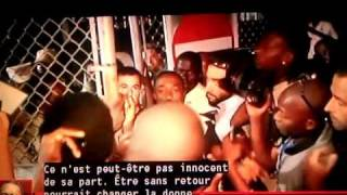 Live footage of the arrival of Jean-Claude Duvalier in Haiti