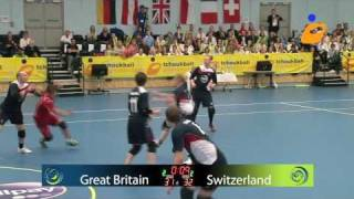 Tchoukball: Euro 2010 Men's Best of