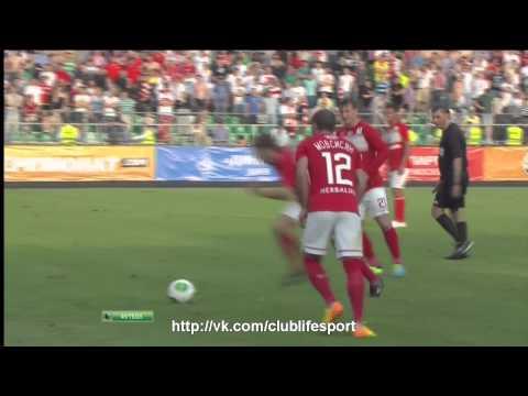 Объединенный турнир 2013   Спартак 0-1 Динамо Киев   Обзор Матча
