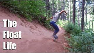 Hood River Oregon Dirt Trails on a Onewheel+XR