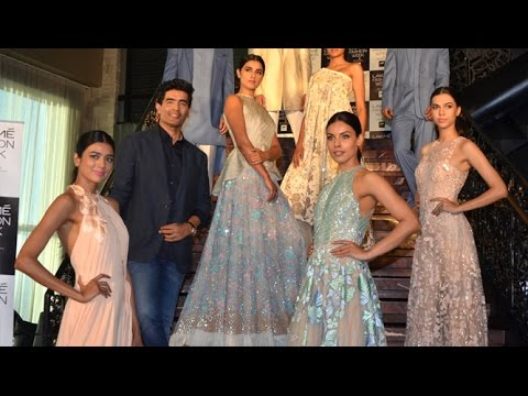 Manish Malhotra's Lakme Fashion Week 2016 Preview