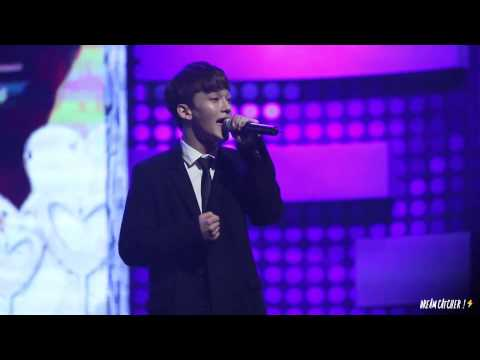 141115 EXO Chen--Best Luck 最佳幸运 IN APAN Stars Awards