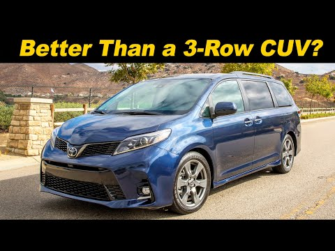 2019 / 2020 Toyota Sienna | Reliable, But Is It Relevant?