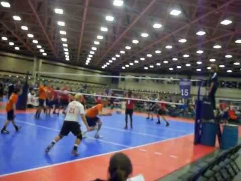 2013 NCVF Club Volleyball Nationals - Dallas, Tx klip izle