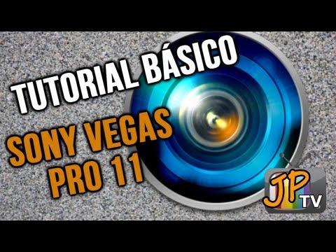 Sony Vegas Pro 11 - Tutorial Básico - Movimiento de imagen. zoom y panoramización