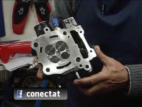 Gustavo Morea describe el motor Bajaj Rouser 200 NS - Parte 2