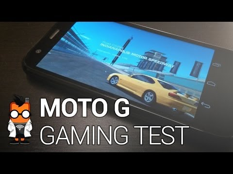 Motorola Moto G Gaming Test